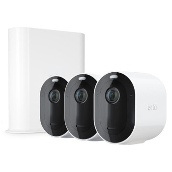Image for Arlo Pro 3 Indoor/Outdoor Wire-Free 2K QHD Security System - 3 Cameras AusPCMarket