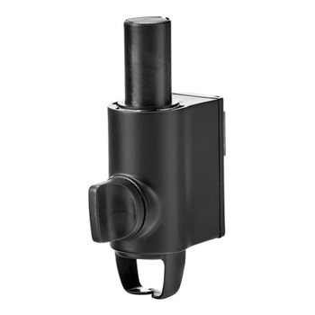 Image for Atdec AWM-LC Post/Wall Channel Clamp for AWM-AD - Black AusPCMarket