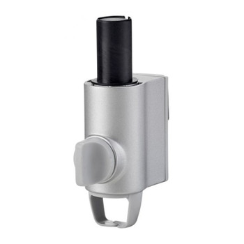 Image for Atdec AWM-LC Post/Wall Channel Clamp for AWM-AD - Silver AusPCMarket