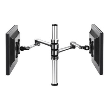 Image for Atdec Visidec Focus Desk Mount Dual Monitor Kit AusPCMarket