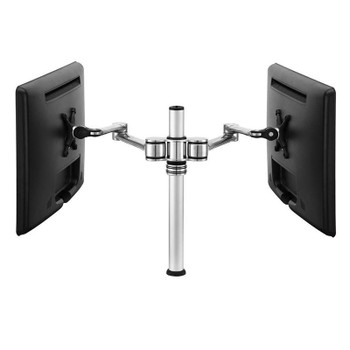 Atdec Visidec Focus LCD Double Monitor Swing Arm AF-AT-D-P Product Image 2