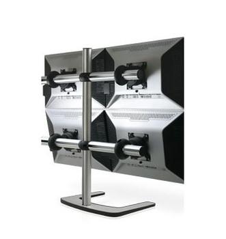Image for Atdec Visidec Freestanding Quad Display for 12in - 27in AusPCMarket