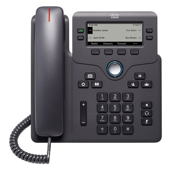 Image for Cisco 6851 IP Phone with Power Adapter for Australia/New Zealand AusPCMarket