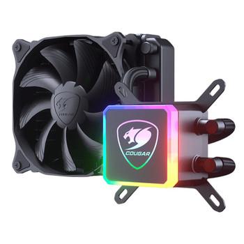 Image for Cougar Aqua 120 RGB AIO Liquid CPU Cooler AusPCMarket