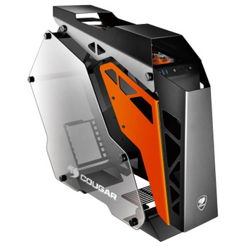 Image for Cougar Conquer Tempered Glass Mid-Tower ATX Case AusPCMarket