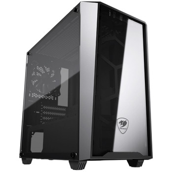 Image for Cougar MG120-G Tempered Glass Micro-ATX Mini-Tower Case AusPCMarket