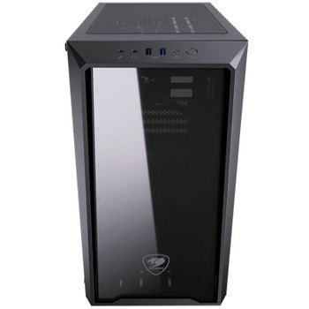 Cougar MG120-G Tempered Glass Micro-ATX Mini-Tower Case Product Image 2