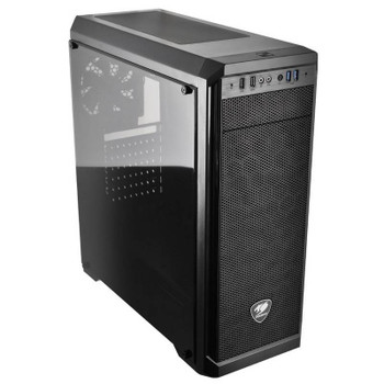 Image for Cougar MX330-G Tempered Glass Mid-Tower Case AusPCMarket