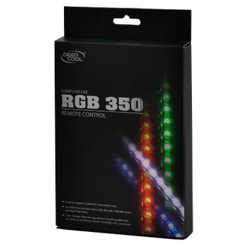 Deepcool RGB 350 Colour LED Strip Magnetic Lighting Kit With Remote Product Image 2