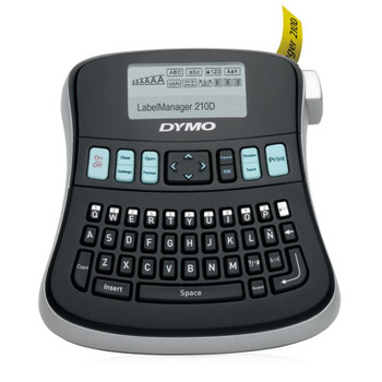 Image for Dymo LabelManager 210D Label Maker AusPCMarket
