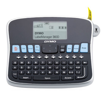 Image for Dymo LabelManager 360D Label Maker AusPCMarket