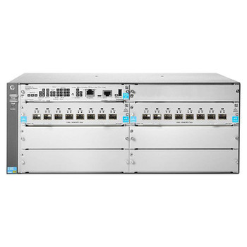Image for HPE Aruba 5406R 16-port SFP+ v3 zl2 Switch - No PSU AusPCMarket