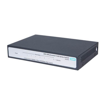 Image for HPE OfficeConnect 1420 Gigabit 8 Port Unmanaged Switch AusPCMarket