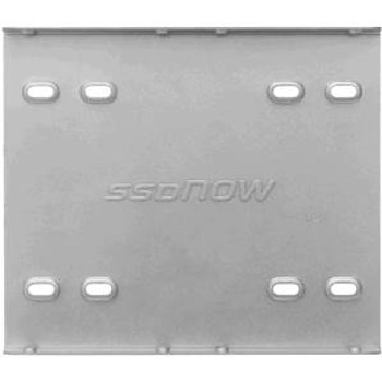Kingston 2.5in to 3.5in Metallic SSD Bracket Adapter with Screws Product Image 2