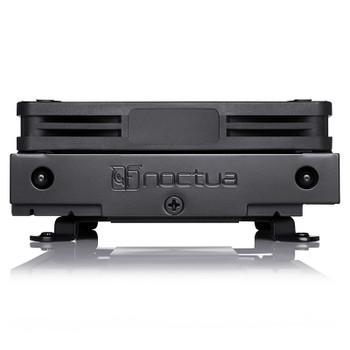 Noctua NH-L9i Low Profile Intel CPU Cooler - Chromax Black Product Image 2