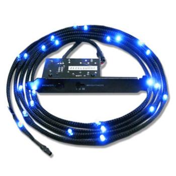 Image for NZXT Sleeved Blue LED Kit (CB-LED20-BU) - 2M AusPCMarket