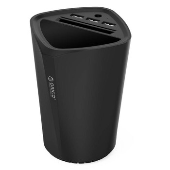 Image for Orico UCH-C3 3-Port Cup Car Charger AusPCMarket