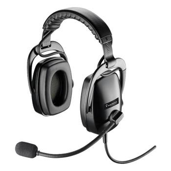 Image for Plantronics SHR2083-01 Dual-Ear Circumaural Ruggedized Noise-Cancelling Headset AusPCMarket