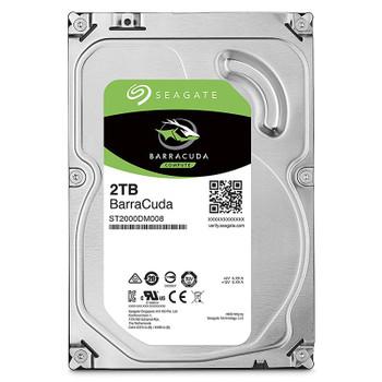 Image for Seagate ST2000DM008 2TB BarraCuda 3.5in 7200RPM SATA3 Desktop Hard Drive AusPCMarket