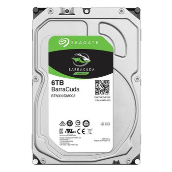 Image for Seagate ST6000DM003 6TB BarraCuda 3.5in SATA3 Desktop Hard Drive AusPCMarket