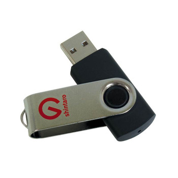 Image for Shintaro 8GB Rotating Pocket Disk AusPCMarket