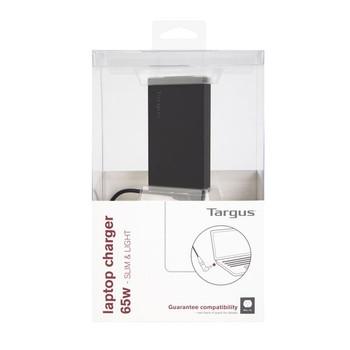 Image for Targus Slim & Light Universal Laptop Charger 65W AusPCMarket