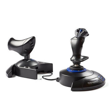 Thrustmaster T-Flight Hotas 4 Joystick Ace Combat 7 Edition For PC & PS4 Product Image 2