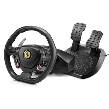 Image for Thrustmaster T80 Ferrari 488 GTB Edition Racing Wheel For PC & PS4 AusPCMarket