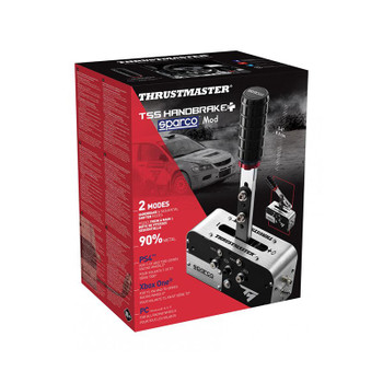 Thrustmaster TSS Handbrake Sparco Mod+ For PC, Xbox One & PS4 Product Image 2