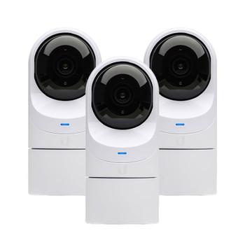 Image for Ubiquiti Networks UniFi Video UVC-G3-Flex Camera - 3 Pack AusPCMarket