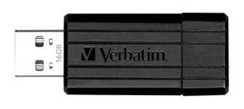 Image for Verbatim Store n Go Pinstripe 16GB USB Drive (49063) AusPCMarket