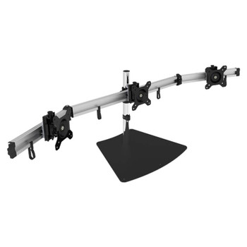 Image for Vision Mounts 3 LCD Monitor Support with Desk Mount 15in-27in AusPCMarket