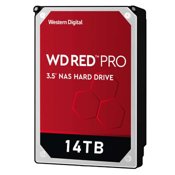 Image for Western Digital WD WD141KFGX 14TB Red PRO 3.5in IntelliPower SATA3 NAS Hard Drive AusPCMarket