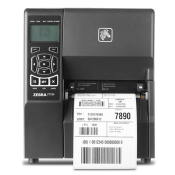 Image for Zebra ZT230 203DPI Thermal Transfer Printer - USB, Ethernet AusPCMarket