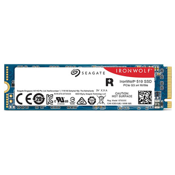 Seagate IronWolf 510 480GB NVMe M.2 2280-S2 SSD Product Image 2