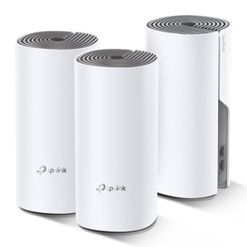 TP-Link Deco E4 AC1200 Whole Home Mesh Wi-Fi Router System - 3 Pack Product Image 2