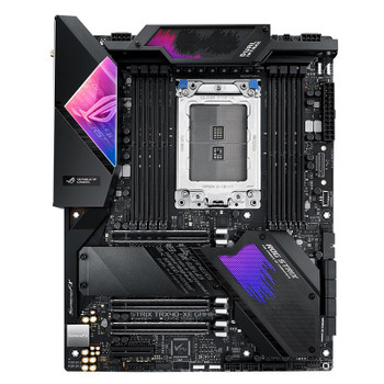 Asus ROG Strix TRX40-XE GAMING sTRX4 ATX Motherboard Product Image 2