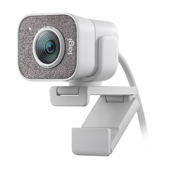 Image for Logitech StreamCam Full HD USB-C Webcam - Off-White AusPCMarket