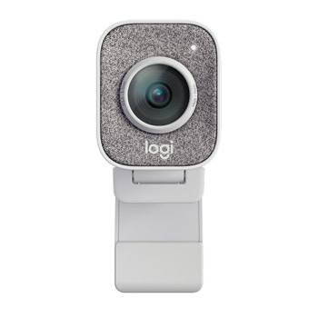 Logitech StreamCam Full HD USB-C Webcam - Off-White Product Image 2
