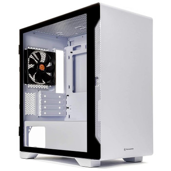 Image for Thermaltake S100 Tempered Glass Micro-ATX Case - Snow Edition AusPCMarket