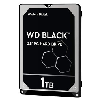 Image for Western Digital WD 1TB Black 2.5in 7200RPM 9.0mm SATA3 Hard Drive AusPCMarket