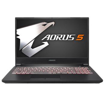 Image for Gigabyte AORUS 5 15.6in 144Hz Gaming Laptop i7-10750H 16GB 512GB GTX 1660 Ti W10H AusPCMarket