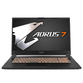 Image for Gigabyte AORUS 7 17.3in 144Hz Gaming Laptop i7-10750H 16GB 512GB GTX 1660Ti W10H AusPCMarket