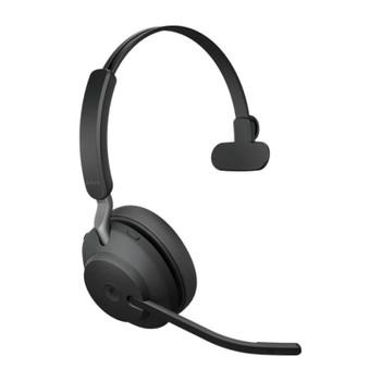 Image for Jabra Evolve2 65 MS Mono USB Bluetooth Headset - Black AusPCMarket