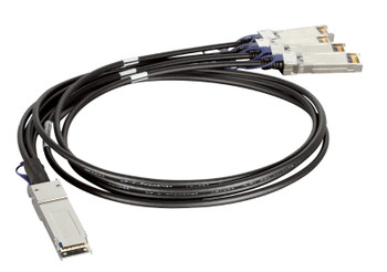 Image for D-Link QSFP+ to 4x 10G SFP+ Direct Attach Cable (1m) - DEM-CB100QXS-4XS AusPCMarket