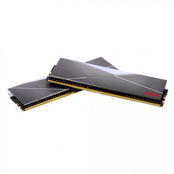 Adata XPG Spectrix D50 16GB (2x 8GB) DDR4 3200MHz RGB Memory - Tungsten Grey Product Image 2