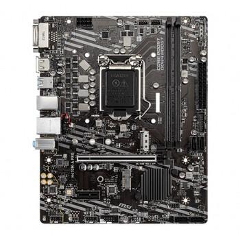 MSI H410M-A PRO LGA 1200 Micro-ATX Motherboard Product Image 2