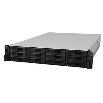 Synology RackStation SA3200D 12-Bay Dual SAS Controller Xeon D-1521 8GB RAM Product Image 2