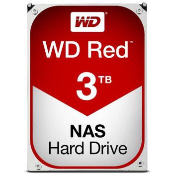 Image for Western Digital WD WD30EFAX 3TB Red 3.5in IntelliPower SATA3 NAS Hard Drive AusPCMarket