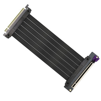 Image for Cooler Master Universal PCI-E 3.0 x16 Riser Cable V2 - 200mm AusPCMarket